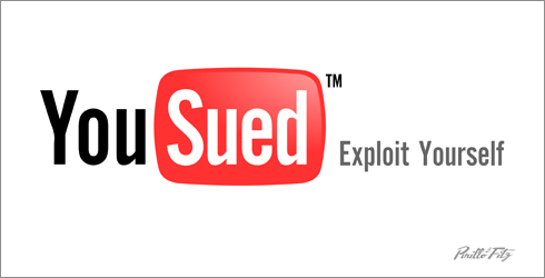Youtube Sued