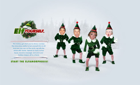 Elf Yourself 2.0