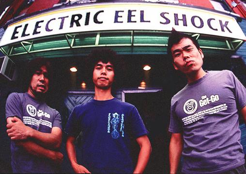 ¿Eels? Electriceelshock72