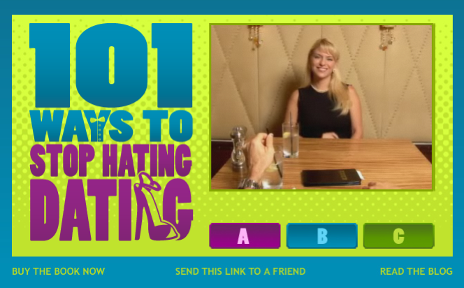101 Ways To Stop Hating Dating Game | VIRALBLOG.