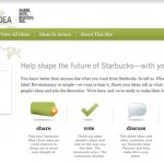 My Starbucks Idea: The Power Social Media Marketing Tool?