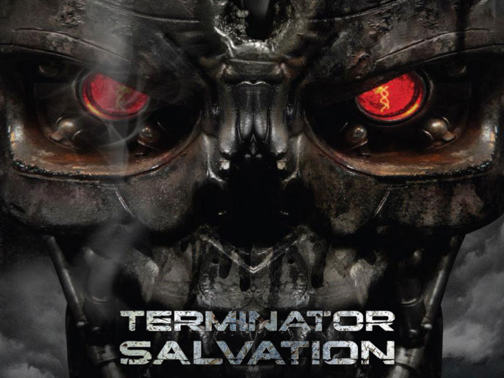 terminator salvation poster2 Sony First To Launch Viral Game On Twitter