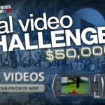 Tiger Woods PGA Tour Viral Video Contest