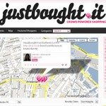 Crowd Powered Shopping: JustBoughtIt