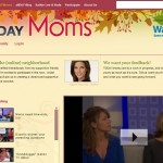 TodayMoms.com – Targetting Mommies