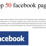 Top 50 Facebook Pages