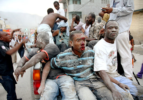 haiti earthquake 1 Haiti Continues To Be A Popular Topic Online