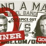 Old Spice Guys Battle: Mano A Mano In El Baño