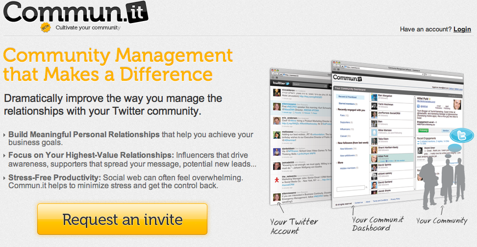 commun.it  The Guide To 88 Social Media & Monitoring Tools