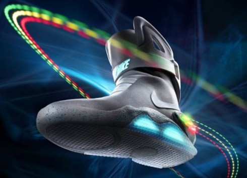 Back To The Future With Nike