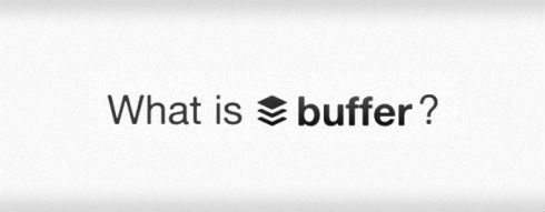 Buffer - The Answer To Your Social Media Woes