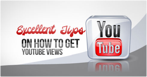 Excellent Tips On How To Get YouTube Views