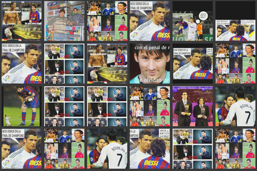 Ronaldo vs Messi Becomes Viral Hit On Social