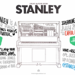 Stanley The Piano: It Plays When You Tweet!
