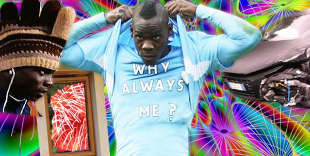 Why Mario Balotelli Is The King Of Buzz?