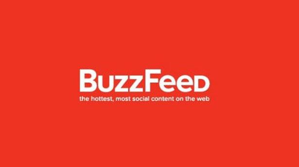 BuzzFeed Logo - Image Copyright ViralBlog.Com