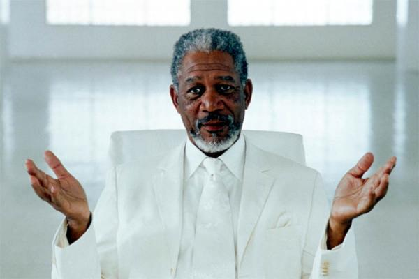 'R.I.P Morgan Freeman'