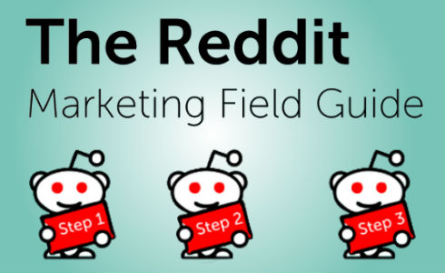 The Marketing Field Guide For Reddit - Inforaphic