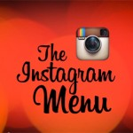 The First Ever Instagram Restaurant Menu?