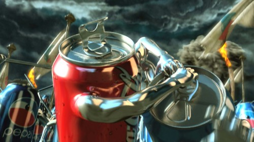 Coca Cola vs. Pepsi: The Battle