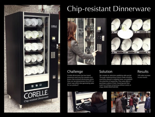 20 Interactive Vending Machines Campaigns