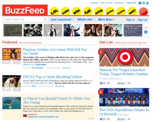Breaking News Is Broken; Could Buzzfeed Be the One to Fix It?