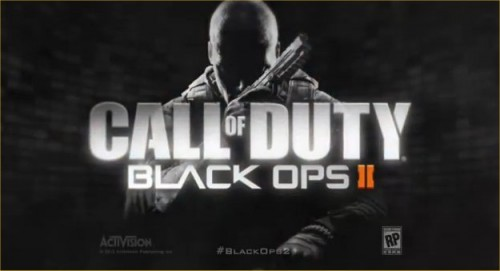 Call Of Duty Black Ops 2: $1 Billion Sales In Just 15 Days