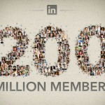 LinkedIn With 200 Million Users Worldwide