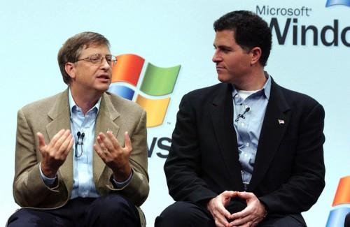 Michael Dell Seeks Buyout And Majority With Own Funds? On ViralBlog.com