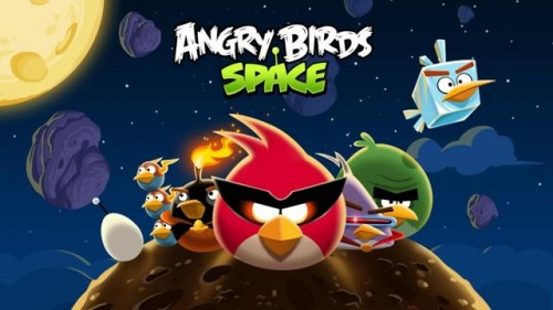 Temple Run 2: Fastest Selling Mobile Game Ever: #2 is Angry Birds Space