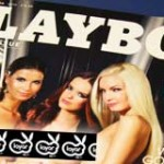 Playboy Goes Augmented Reality