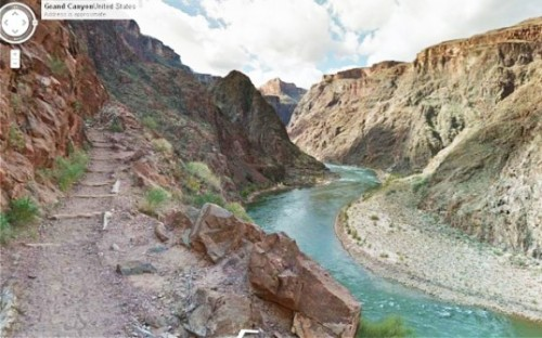 grand-canyon-google-trekker- on viralblog.com