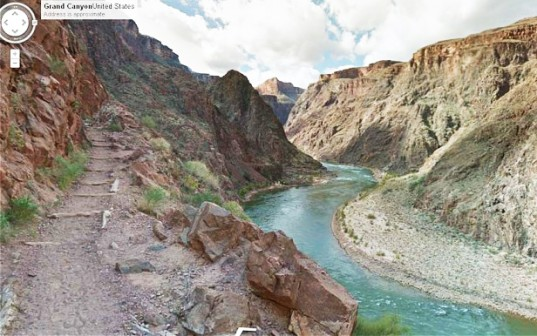 Exploring The Grand Canyon With Google Maps