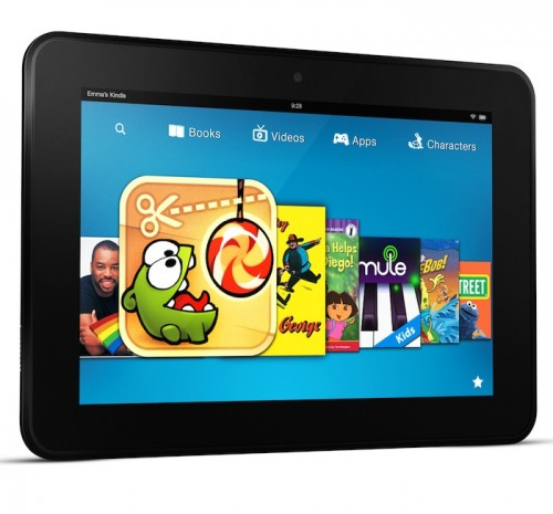 Amazon Kindle Fire for Kids