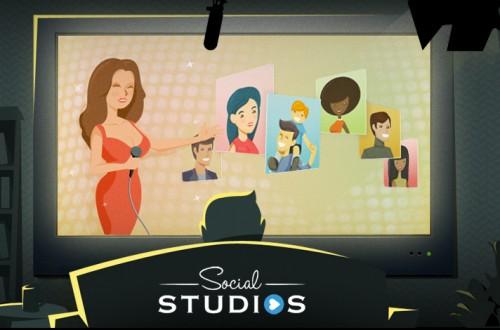 Social Studios Turns Facebook Into A TV Show