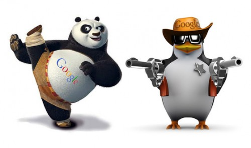 Google Panda & Penquin Leaving Your SEO Efforts A Mess?