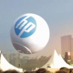 HP Photoball: HD Camera Wi-Fi Charged Event Photos