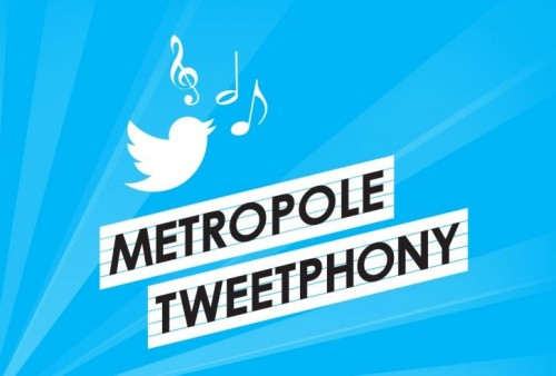 Tweetphony: Metropole Orchestra Is Sending Musical Tweets