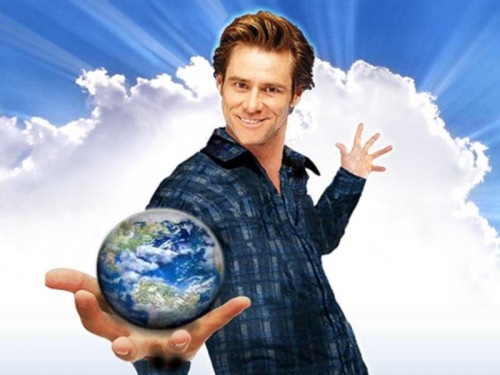 Twitter the Bruce Almighty of Social TV?