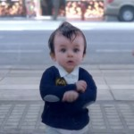 New Evian Viral – Dancing With My Baby-me