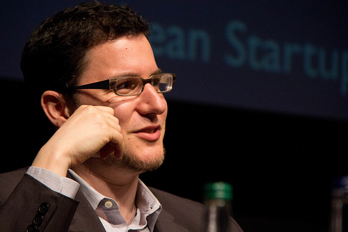 Silicon Valley entrepreneur, blogger and best-selling author Eric Ries pioneered the Lean Startup movement.