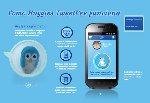 Huggies TweePee: Big-data and Mobile Diaper Commerce?