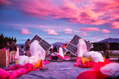 Singularity: Google Project Loon: Balloon-Powered Internet For Everyone