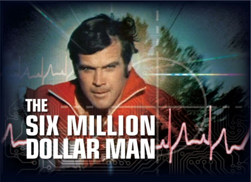 The six million dollar man: Steve Austin