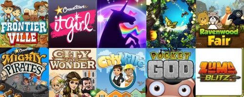 Popular addictive games