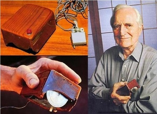 Douglas Engelbart: The Inventor Of The Computer Mouse Is No More…