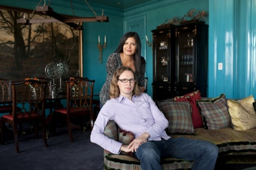 Bebo co-founders Michael and Xochi Birch.