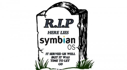 The Death of Symbian is Near?