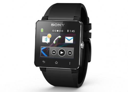 Sony Smart Watch: Wearable Tech: A New Hit For Luxury, Lifestyle & Fashion Brands?