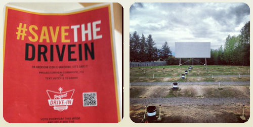 Save The Drive-In By Honda 1